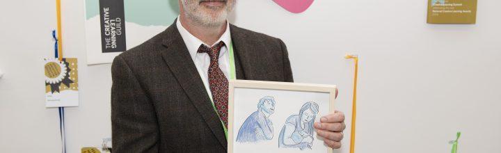 verd de gris arts win a National Creative Learning Award!